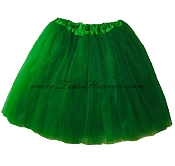 Adult Kelly Green Tutu